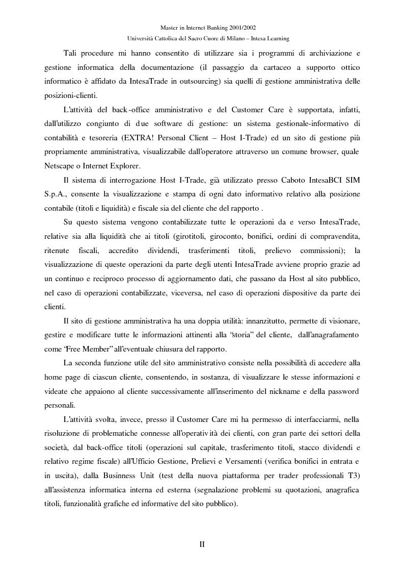 Anteprima della tesi: I covered warrants - Strumento e mercato in Italia, Pagina 2