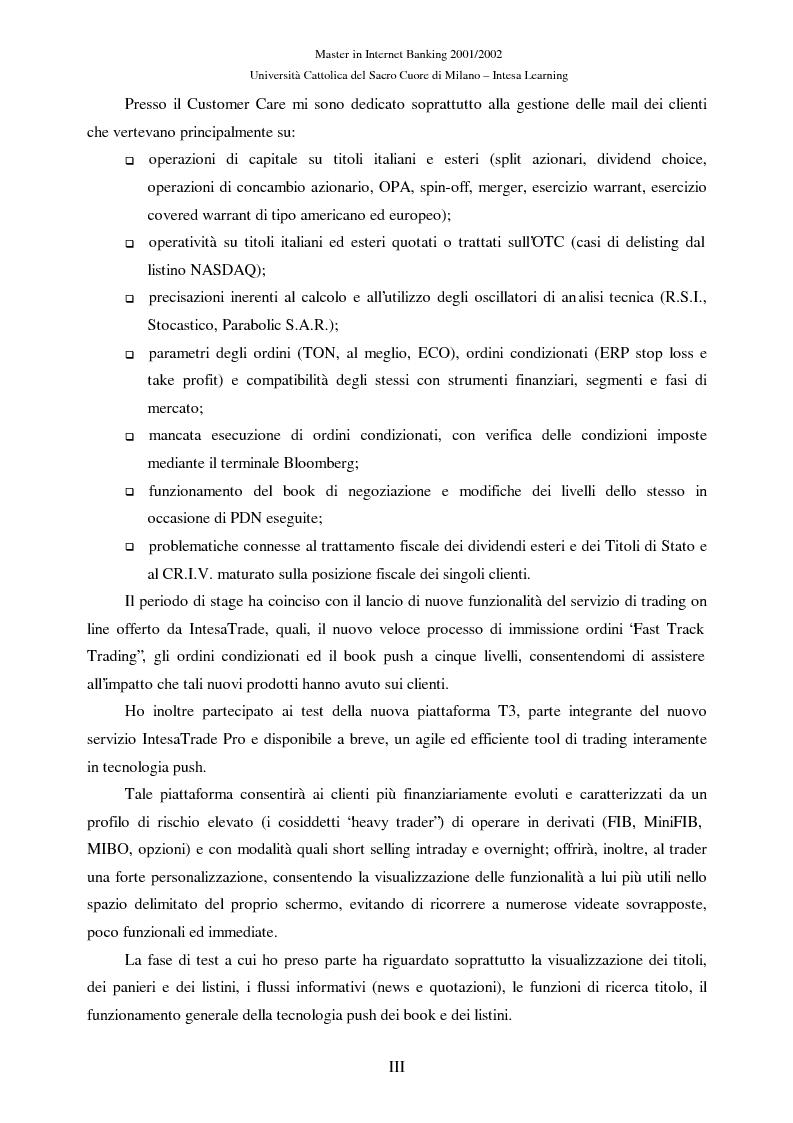 Anteprima della tesi: I covered warrants - Strumento e mercato in Italia, Pagina 3