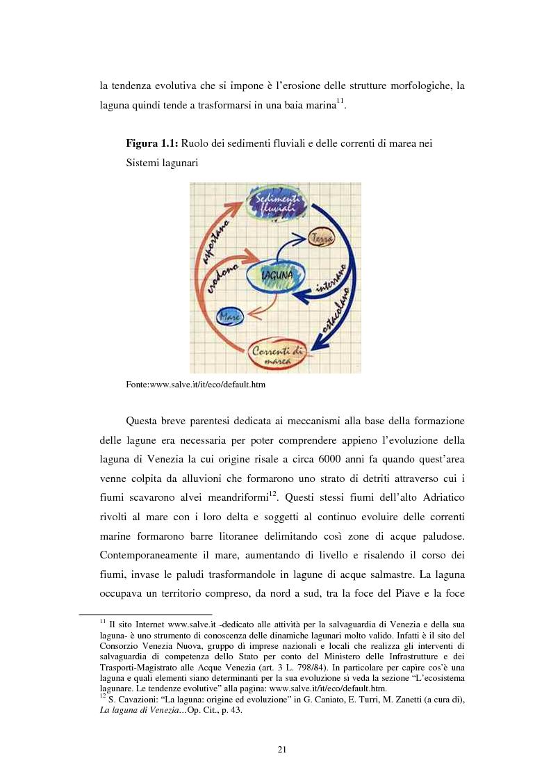 Anteprima della tesi: L'altra Venezia: il Parco di San Giuliano e il rinnovo territoriale, Pagina 10