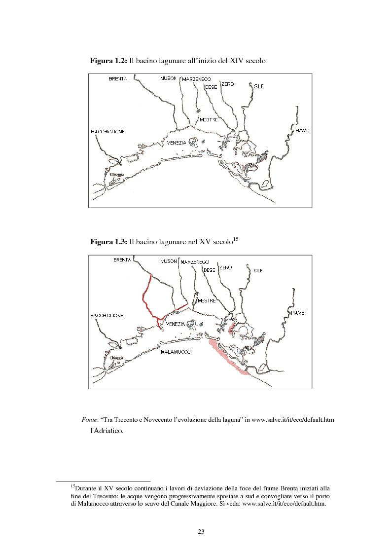 Anteprima della tesi: L'altra Venezia: il Parco di San Giuliano e il rinnovo territoriale, Pagina 12