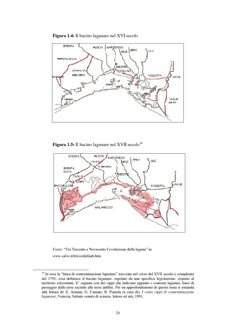 Anteprima della tesi: L'altra Venezia: il Parco di San Giuliano e il rinnovo territoriale, Pagina 13