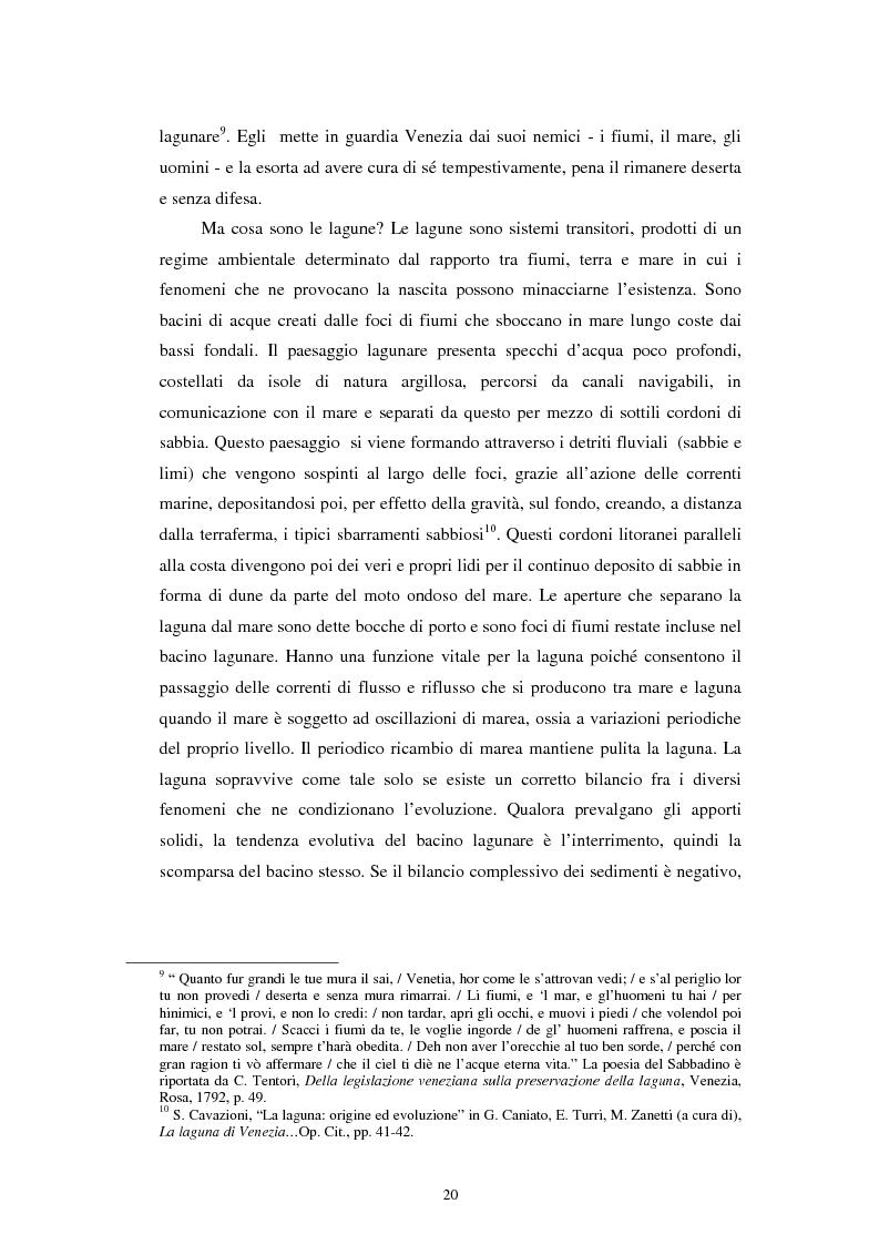 Anteprima della tesi: L'altra Venezia: il Parco di San Giuliano e il rinnovo territoriale, Pagina 9