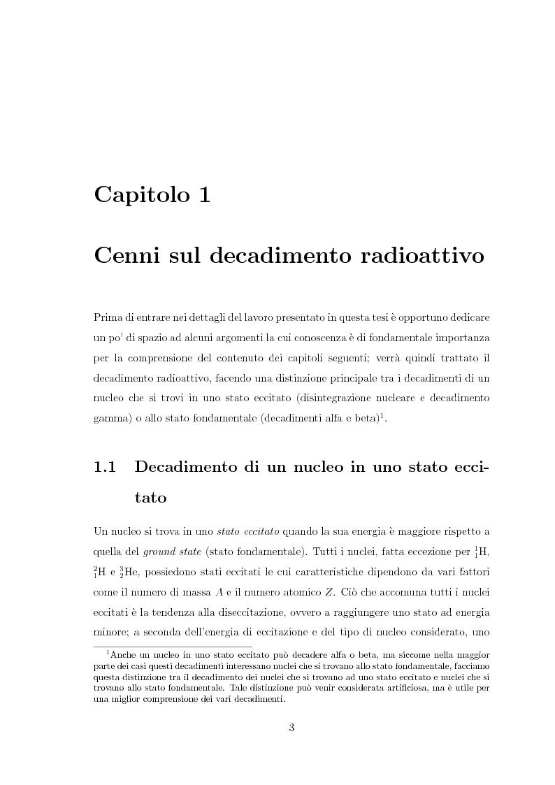 Anteprima della tesi: Il radiocesio nei boschi della regione FVG: la situazione attuale ed il confronto con il passato, Pagina 3