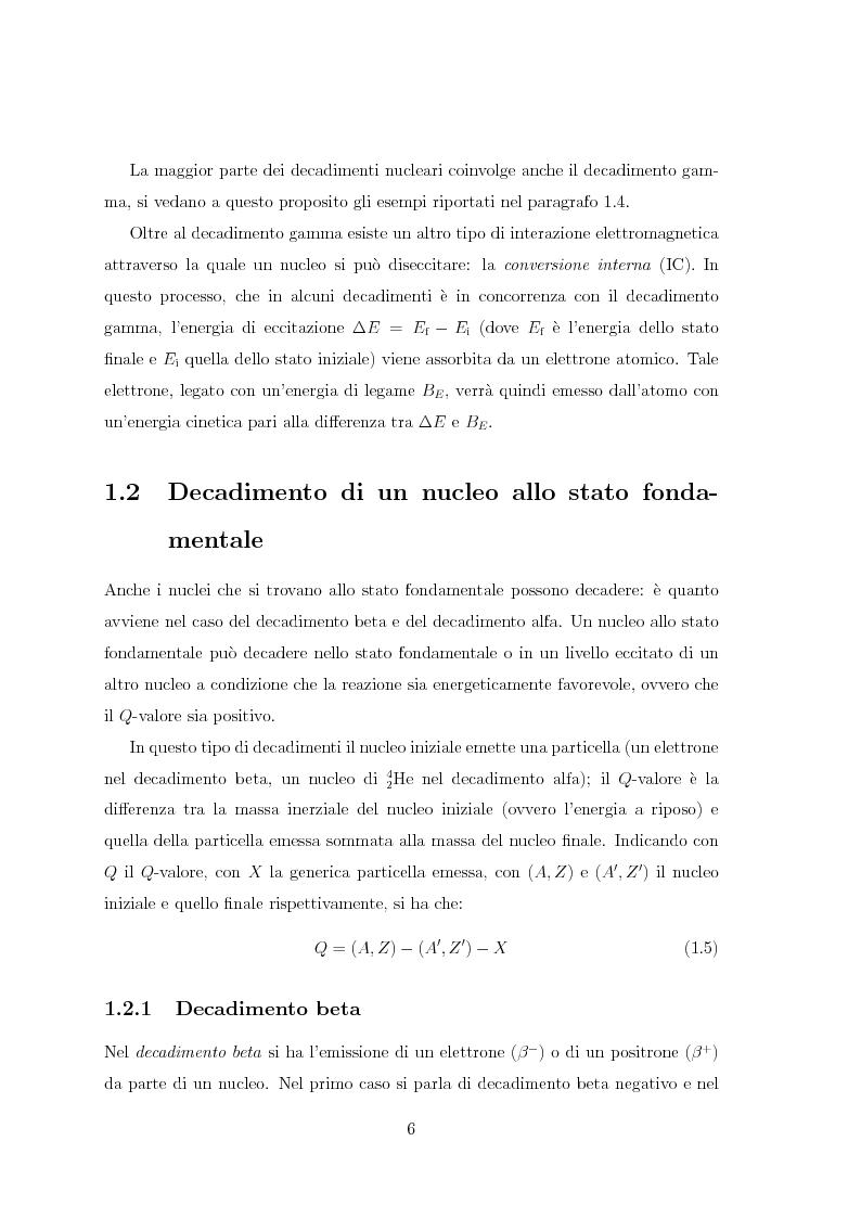 Anteprima della tesi: Il radiocesio nei boschi della regione FVG: la situazione attuale ed il confronto con il passato, Pagina 6