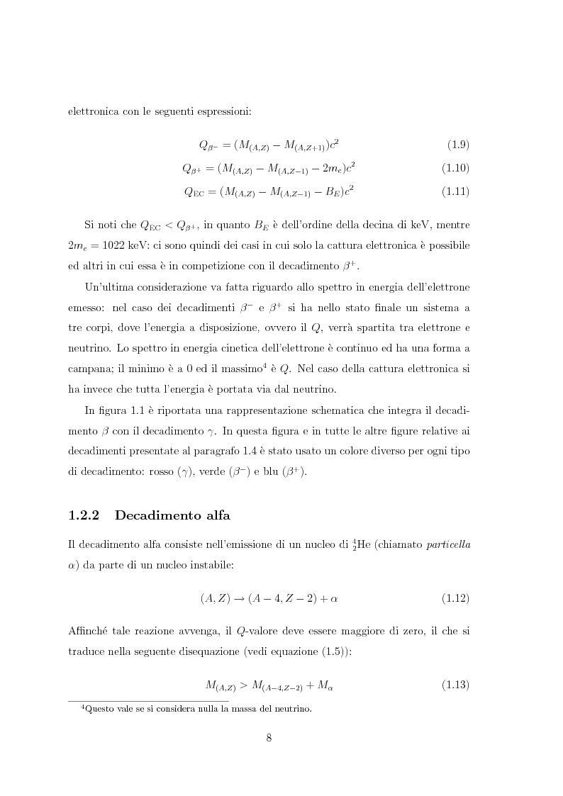 Anteprima della tesi: Il radiocesio nei boschi della regione FVG: la situazione attuale ed il confronto con il passato, Pagina 8