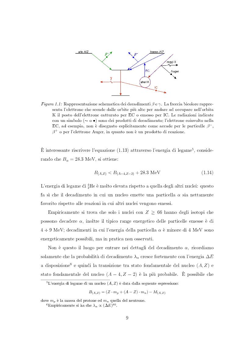 Anteprima della tesi: Il radiocesio nei boschi della regione FVG: la situazione attuale ed il confronto con il passato, Pagina 9