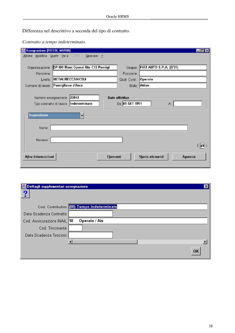 Anteprima della tesi: La gestione delle risorse umane e i sistemi Erp: il caso Oracle Hr, Pagina 13