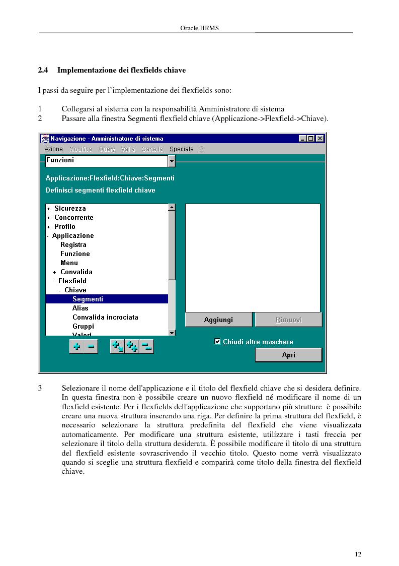 Anteprima della tesi: La gestione delle risorse umane e i sistemi Erp: il caso Oracle Hr, Pagina 7