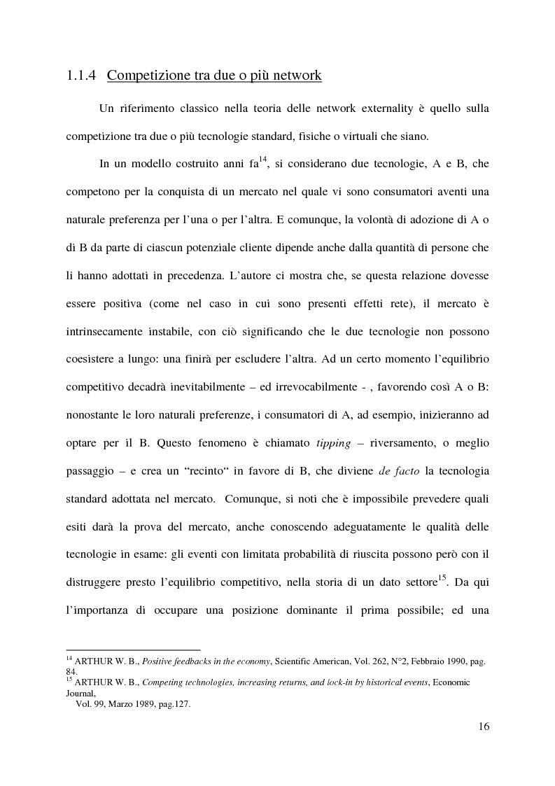 Anteprima della tesi: L'innovazione nei sistemi di pagamento: il caso della moneta elettronica, Pagina 11