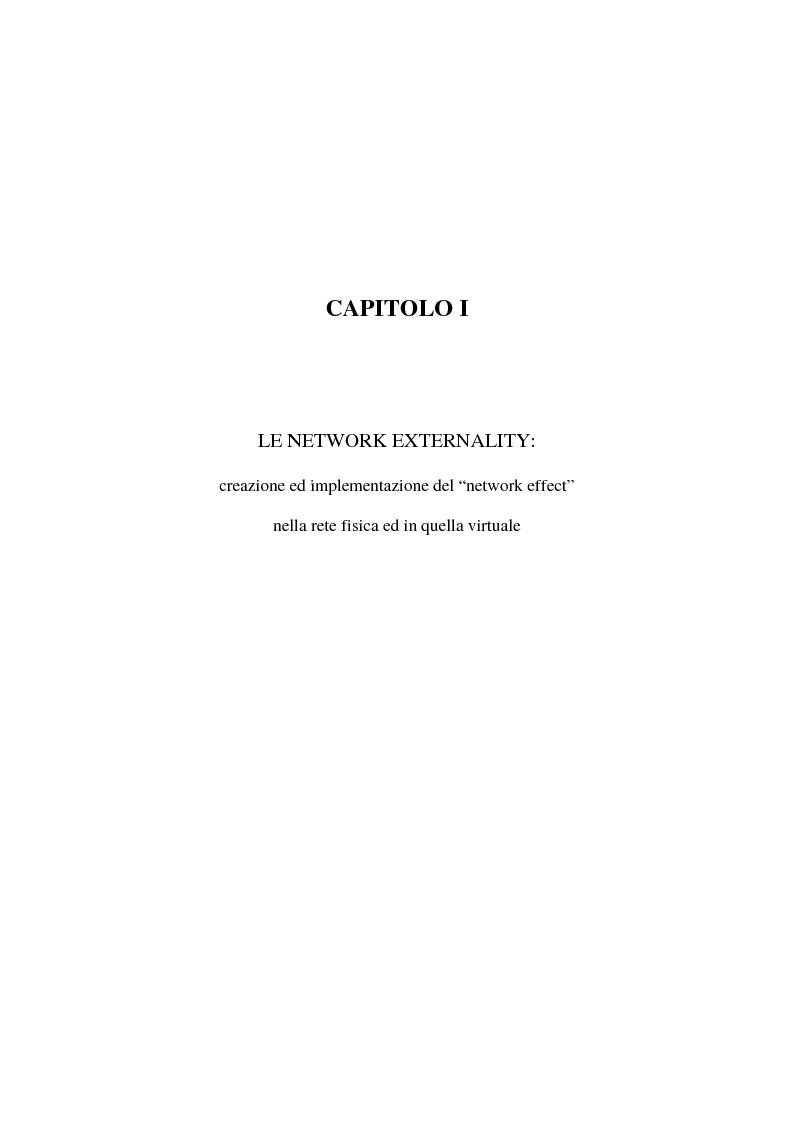 Anteprima della tesi: L'innovazione nei sistemi di pagamento: il caso della moneta elettronica, Pagina 4