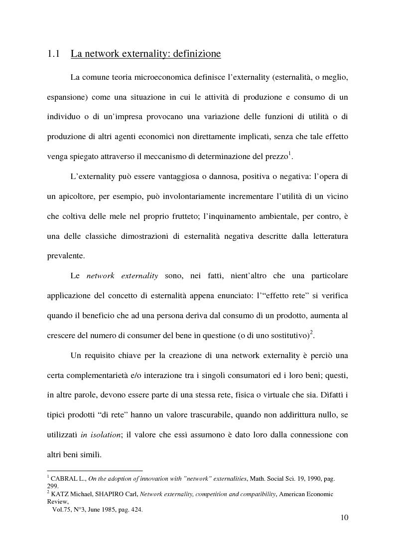 Anteprima della tesi: L'innovazione nei sistemi di pagamento: il caso della moneta elettronica, Pagina 5