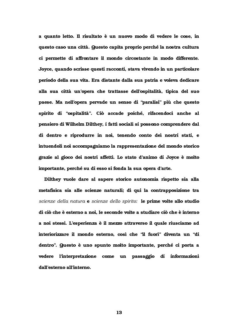 Anteprima della tesi: Autore e lettore a confronto: la doppia interpretazione, Pagina 10