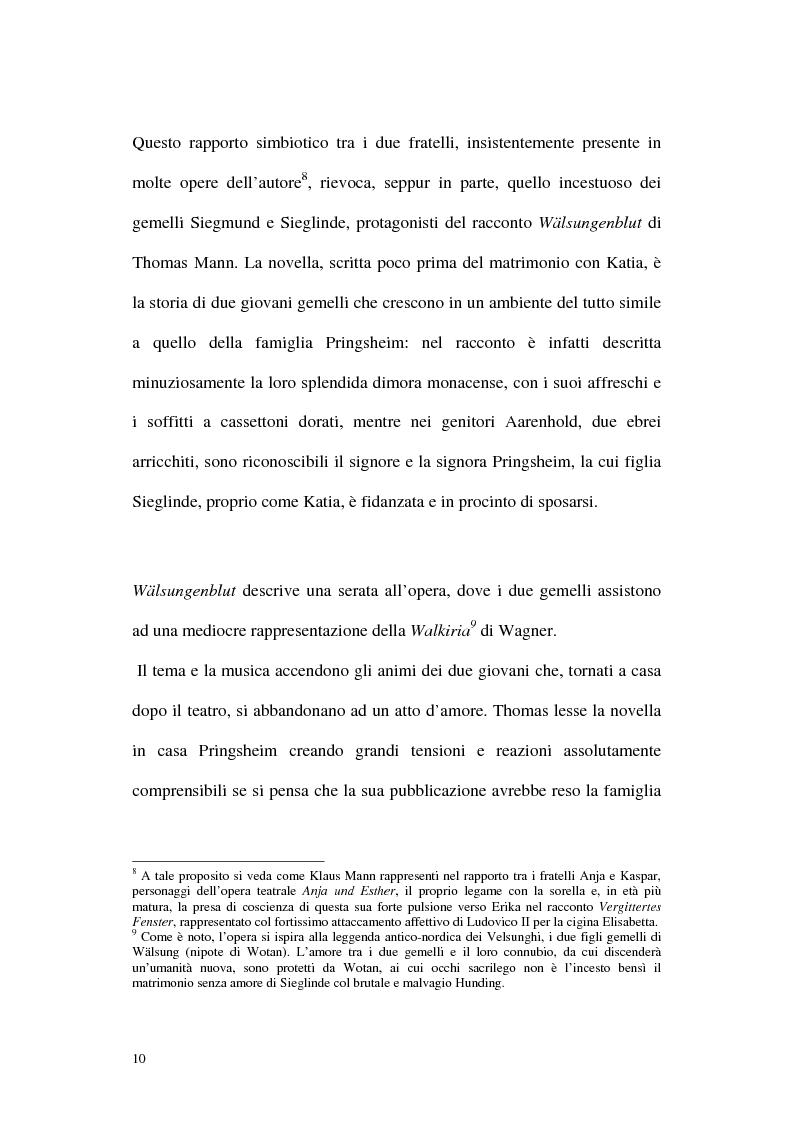 Anteprima della tesi: L'ombra di Klaus Mann, Pagina 9