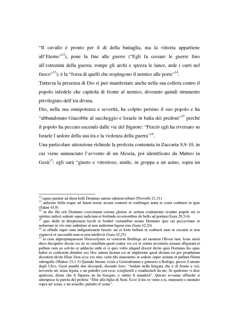 Anteprima della tesi: Il concetto di guerra in Graziano e Tommaso d'Aquino, Pagina 10