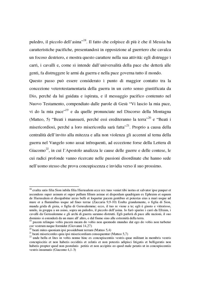 Anteprima della tesi: Il concetto di guerra in Graziano e Tommaso d'Aquino, Pagina 11