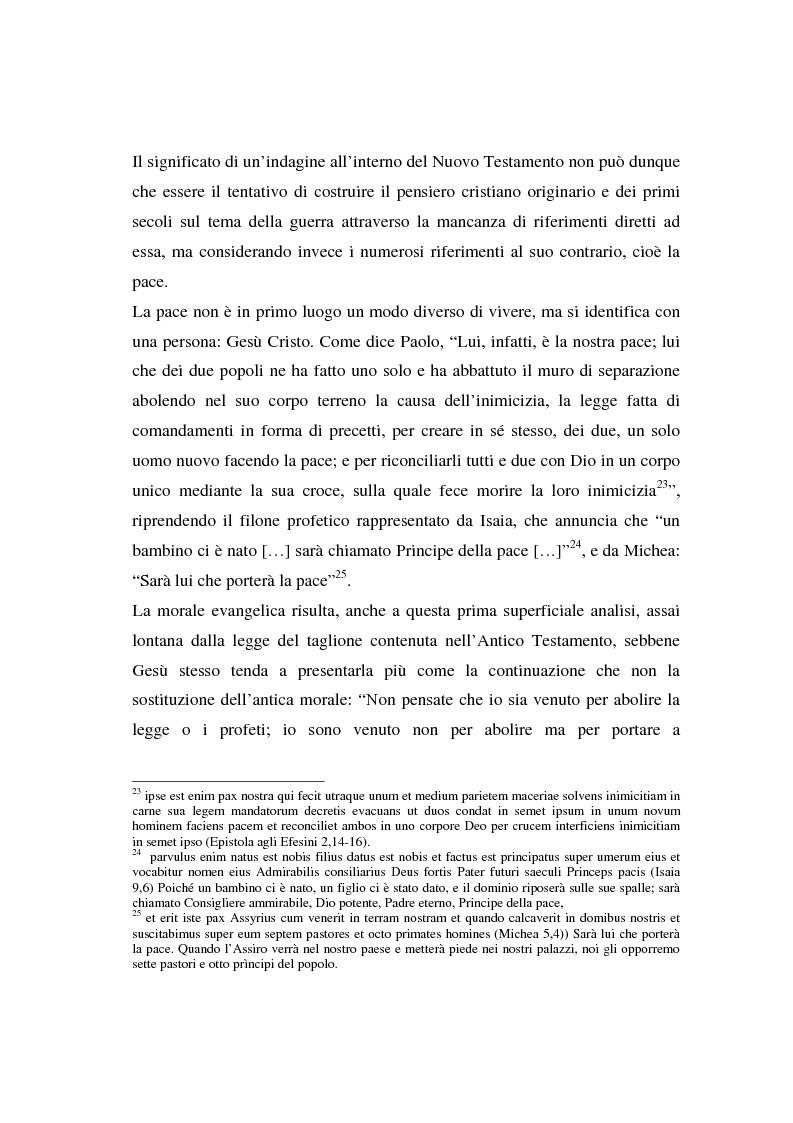 Anteprima della tesi: Il concetto di guerra in Graziano e Tommaso d'Aquino, Pagina 12
