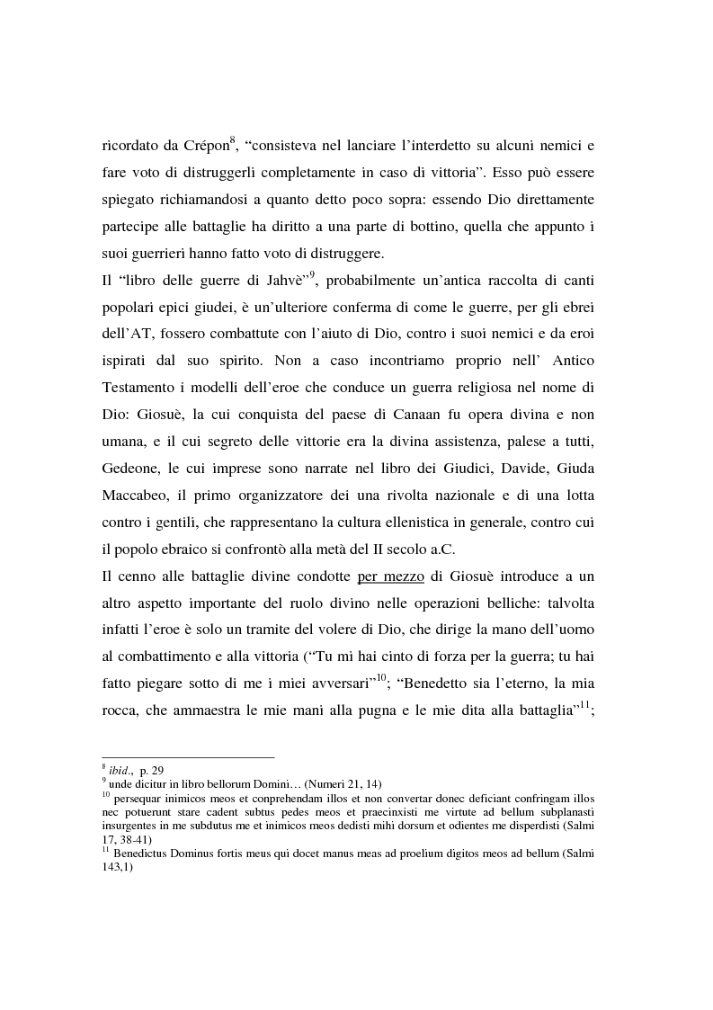 Anteprima della tesi: Il concetto di guerra in Graziano e Tommaso d'Aquino, Pagina 9