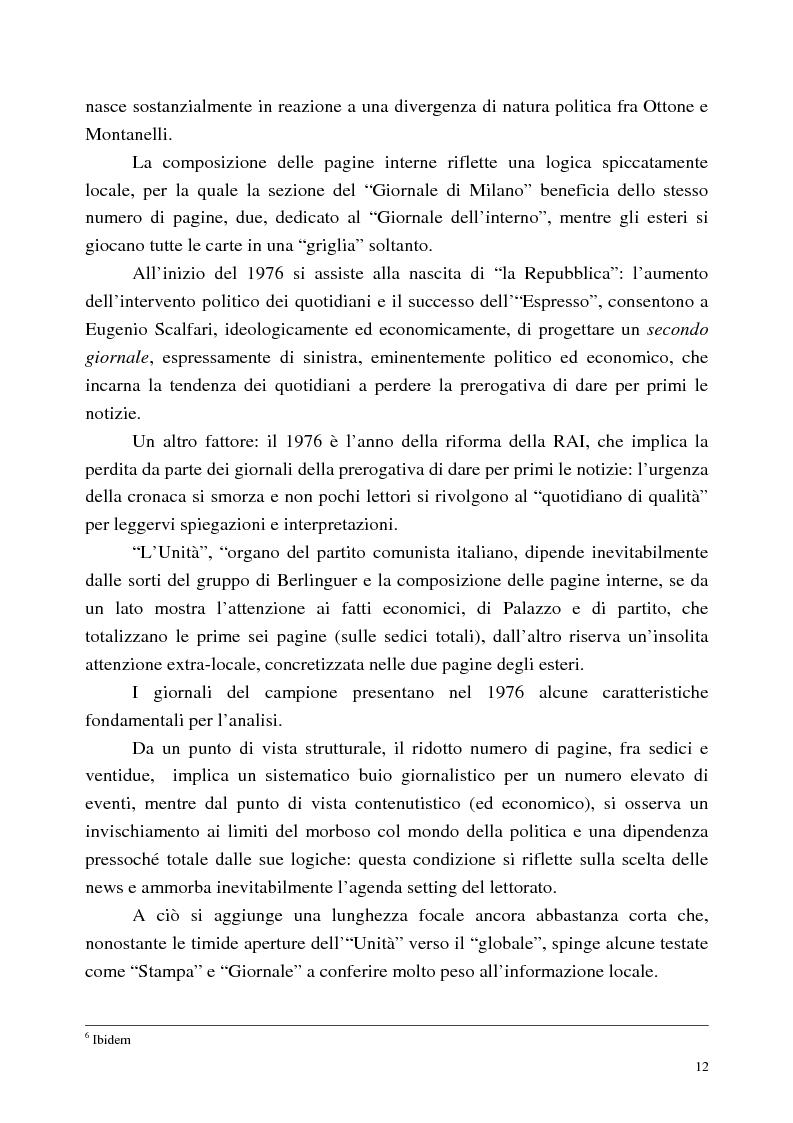 Anteprima della tesi: I disastri ambientali sui media: il caso delle petroliere (1976-2001), Pagina 9