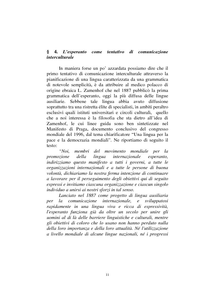 Anteprima della tesi: Il dialogo sui diritti umani tra l'Islam europeo e l'Europa della Carta dei diritti fondamentali dell'Unione, Pagina 10
