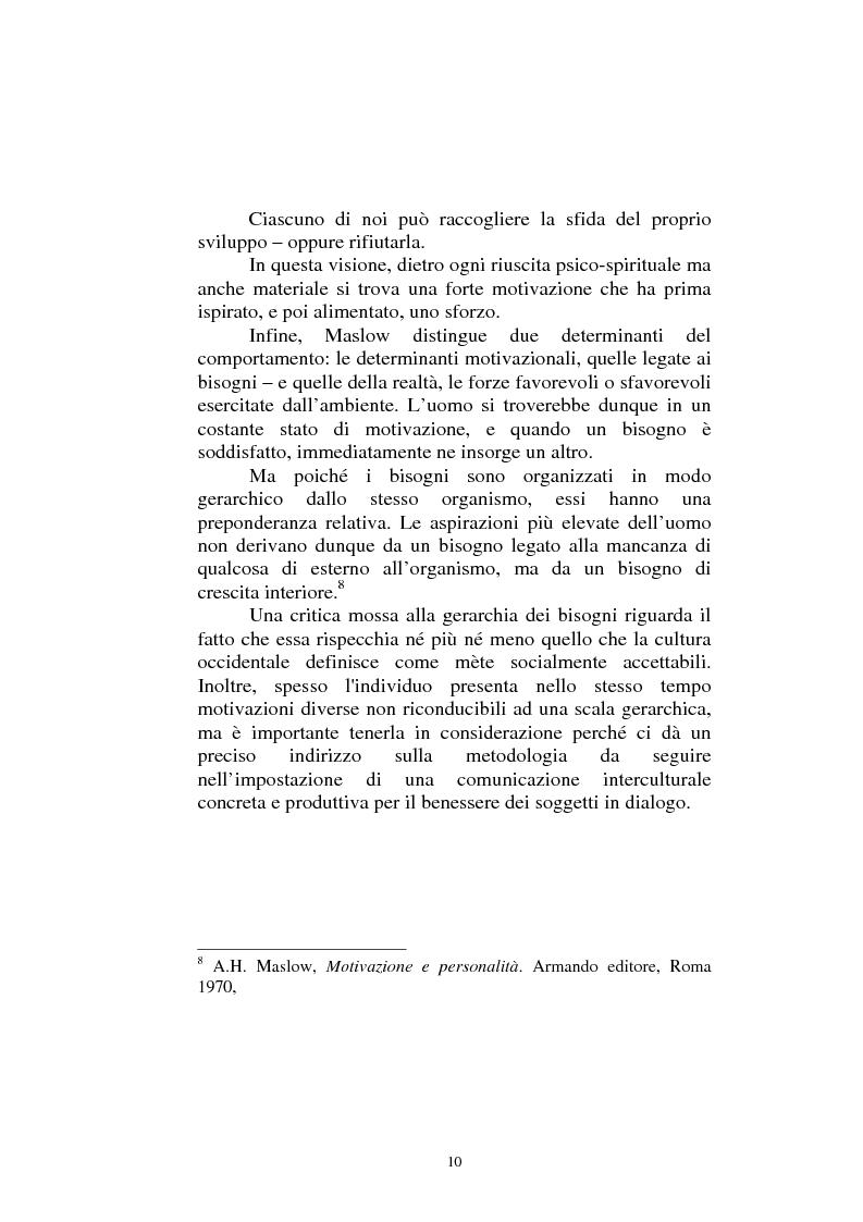 Anteprima della tesi: Il dialogo sui diritti umani tra l'Islam europeo e l'Europa della Carta dei diritti fondamentali dell'Unione, Pagina 9
