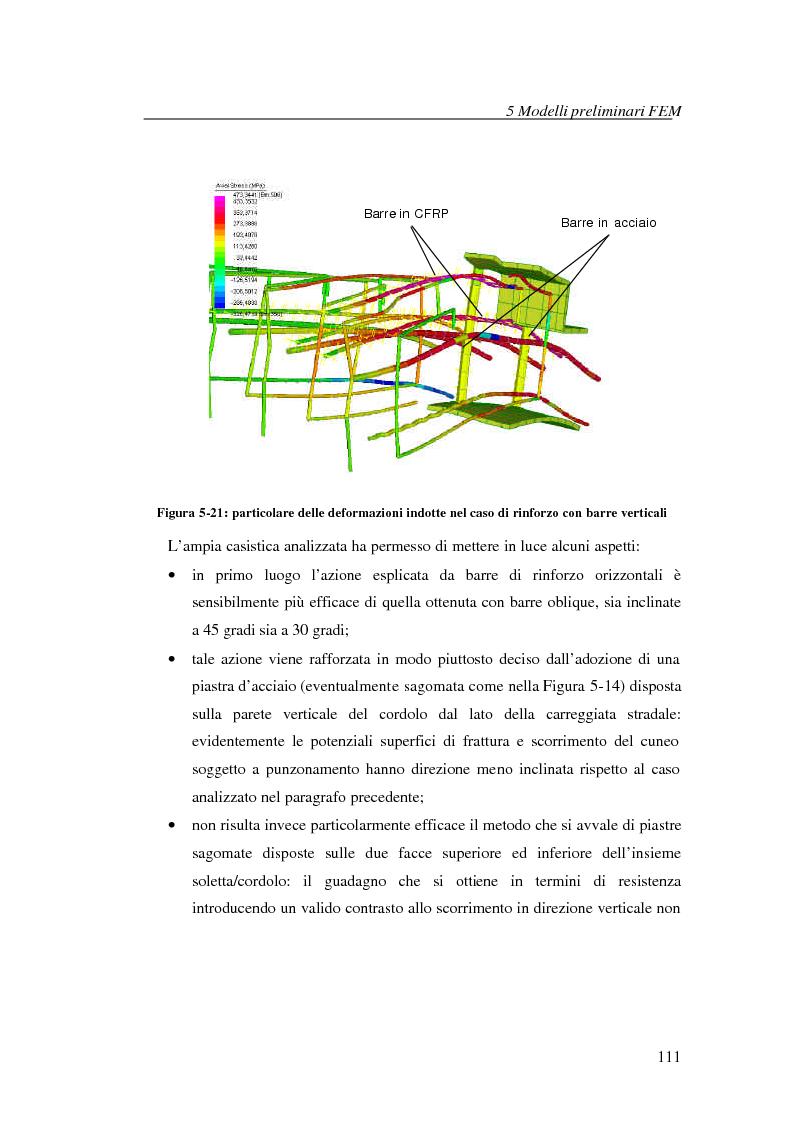 Anteprima della tesi: Adeguamento con compositi fibro-rinforzati per l'installazione di nuove barriere sicurvia sugli impalcati da ponte, Pagina 9
