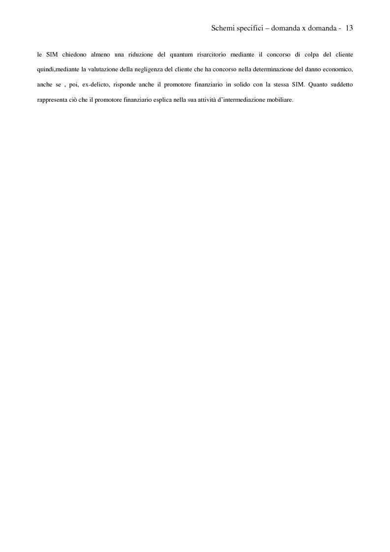 Anteprima della tesi: Internet e promotori finanziari nella gestione dei patrimoni mobiliari on line, Pagina 13
