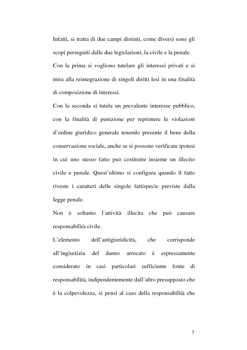 Anteprima della tesi: La responsabilità professionale dell'odontoiatra in ambito protesico, Pagina 4
