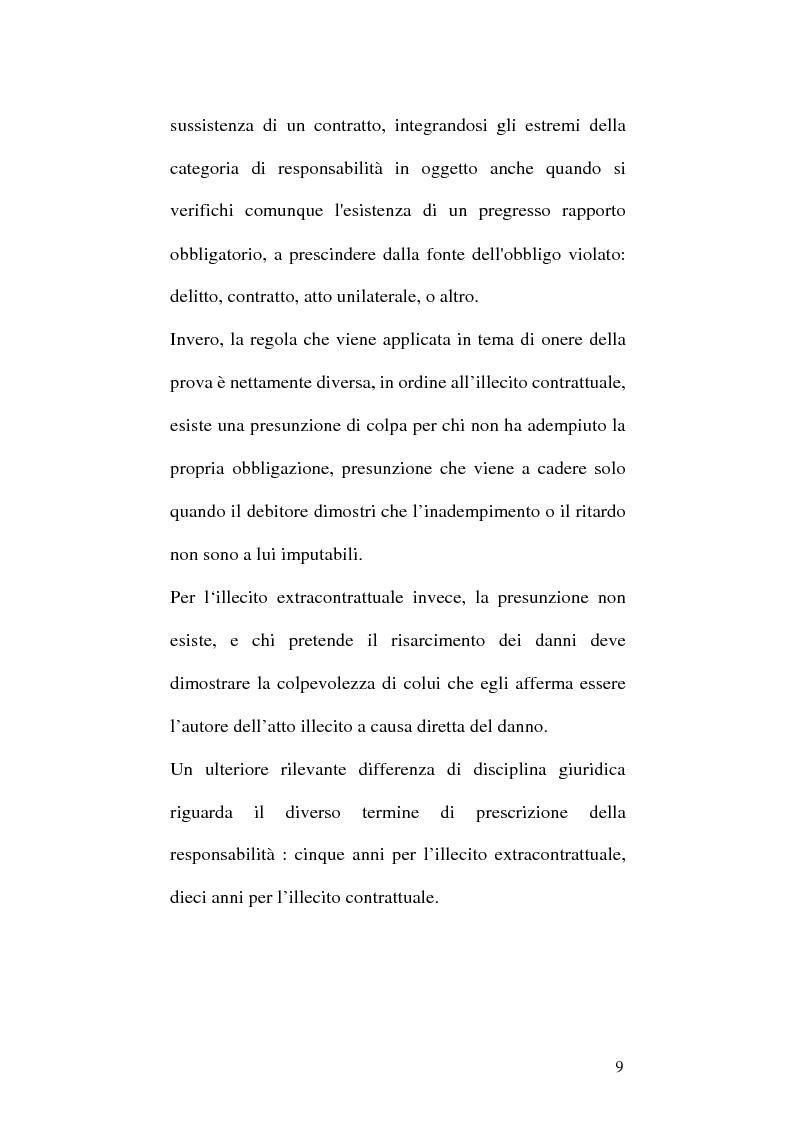 Anteprima della tesi: La responsabilità professionale dell'odontoiatra in ambito protesico, Pagina 6