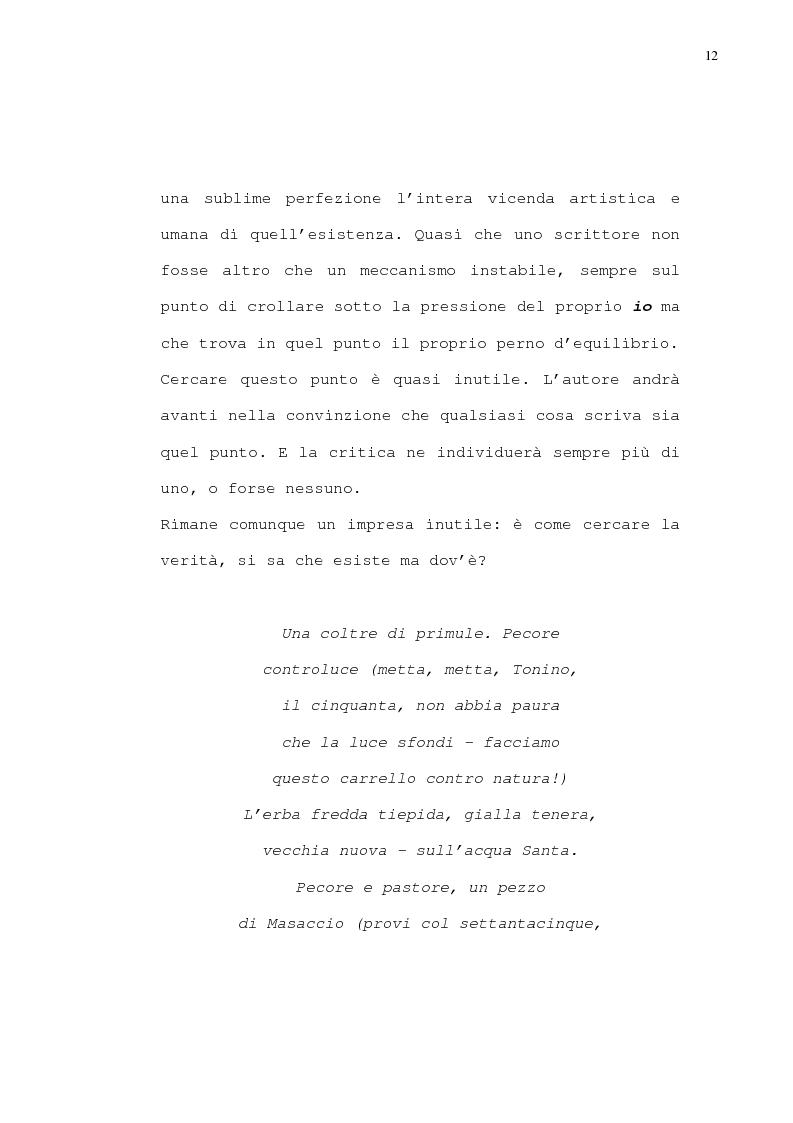 Anteprima della tesi: Pasolini - Il cinema della poesia, Pagina 9