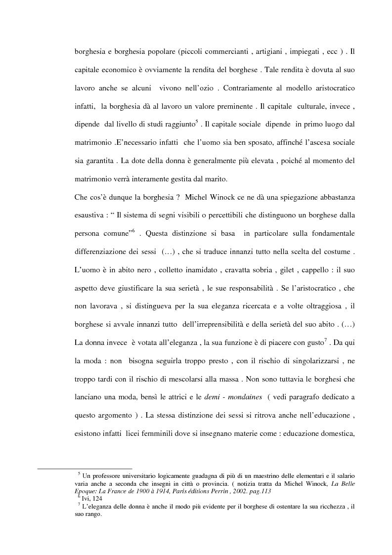 Anteprima della tesi: Dalla Goulue a Mistinguett, viaggio intorno al Moulin Rouge, Pagina 10