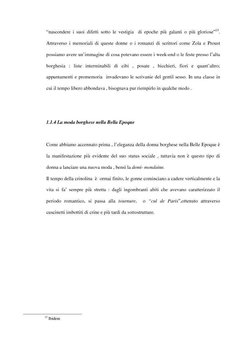 Anteprima della tesi: Dalla Goulue a Mistinguett, viaggio intorno al Moulin Rouge, Pagina 15