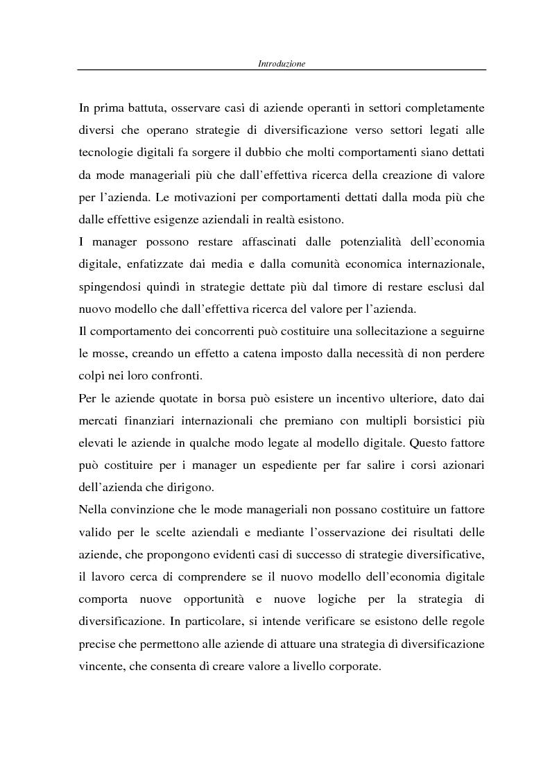 Anteprima della tesi: Strategie di diversificazione nell'era digitale: il caso Poligrafica San Faustino, Pagina 3