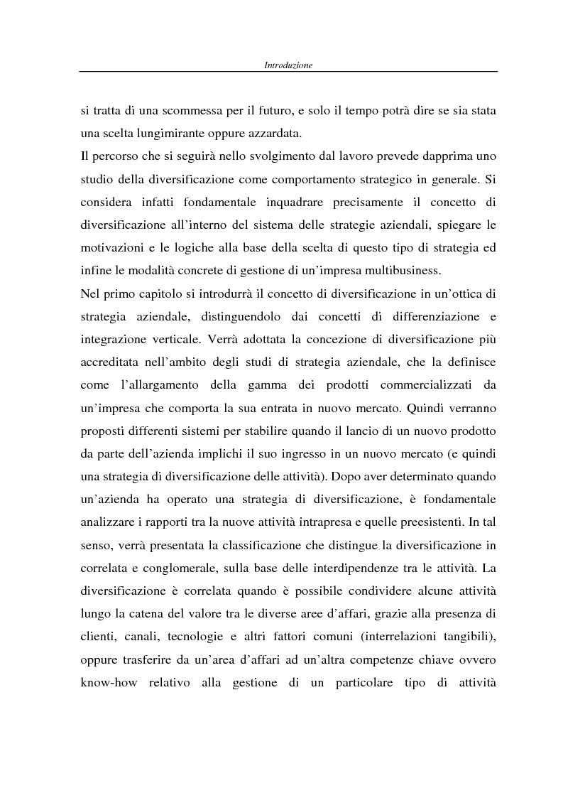 Anteprima della tesi: Strategie di diversificazione nell'era digitale: il caso Poligrafica San Faustino, Pagina 7