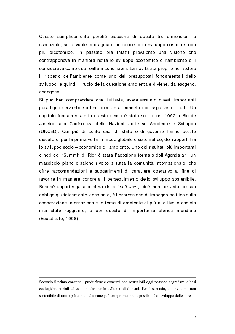 Anteprima della tesi: L'area protetta quale laboratorio di sostenibilità: il caso dell'istituendo Parco del Carso, Pagina 4