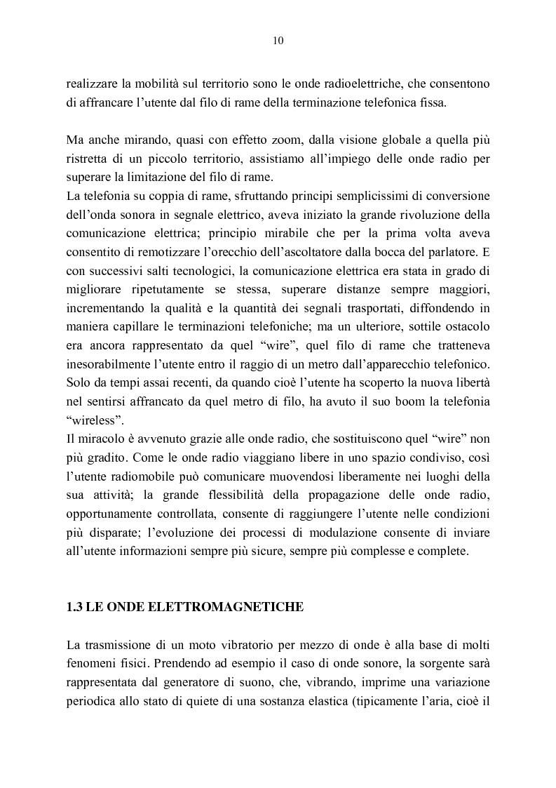 Anteprima della tesi: Rassegna critica sulle modalità di accesso alla wireless internet, Pagina 3