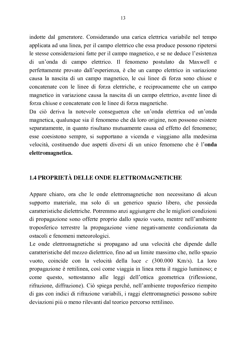 Anteprima della tesi: Rassegna critica sulle modalità di accesso alla wireless internet, Pagina 6