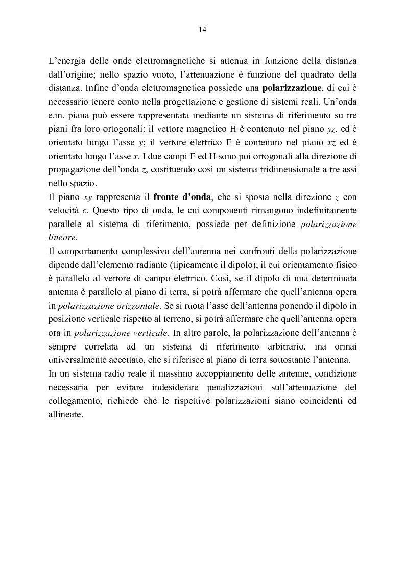 Anteprima della tesi: Rassegna critica sulle modalità di accesso alla wireless internet, Pagina 7
