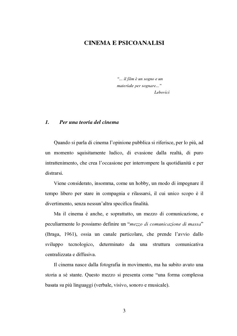 Anteprima della tesi: Lo specchio scuro. Il fenomeno e le dinamiche del doppio nel film di Robert Siodmak., Pagina 1