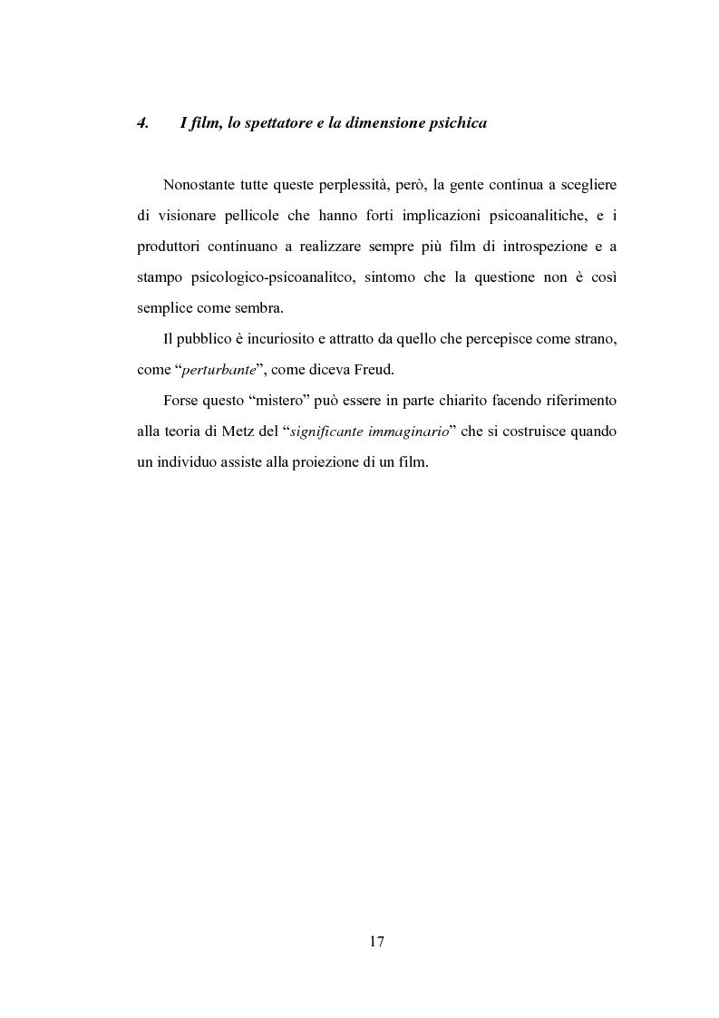 Anteprima della tesi: Lo specchio scuro. Il fenomeno e le dinamiche del doppio nel film di Robert Siodmak., Pagina 15