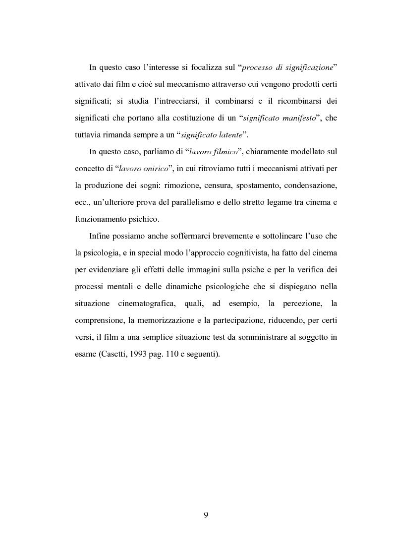 Anteprima della tesi: Lo specchio scuro. Il fenomeno e le dinamiche del doppio nel film di Robert Siodmak., Pagina 7