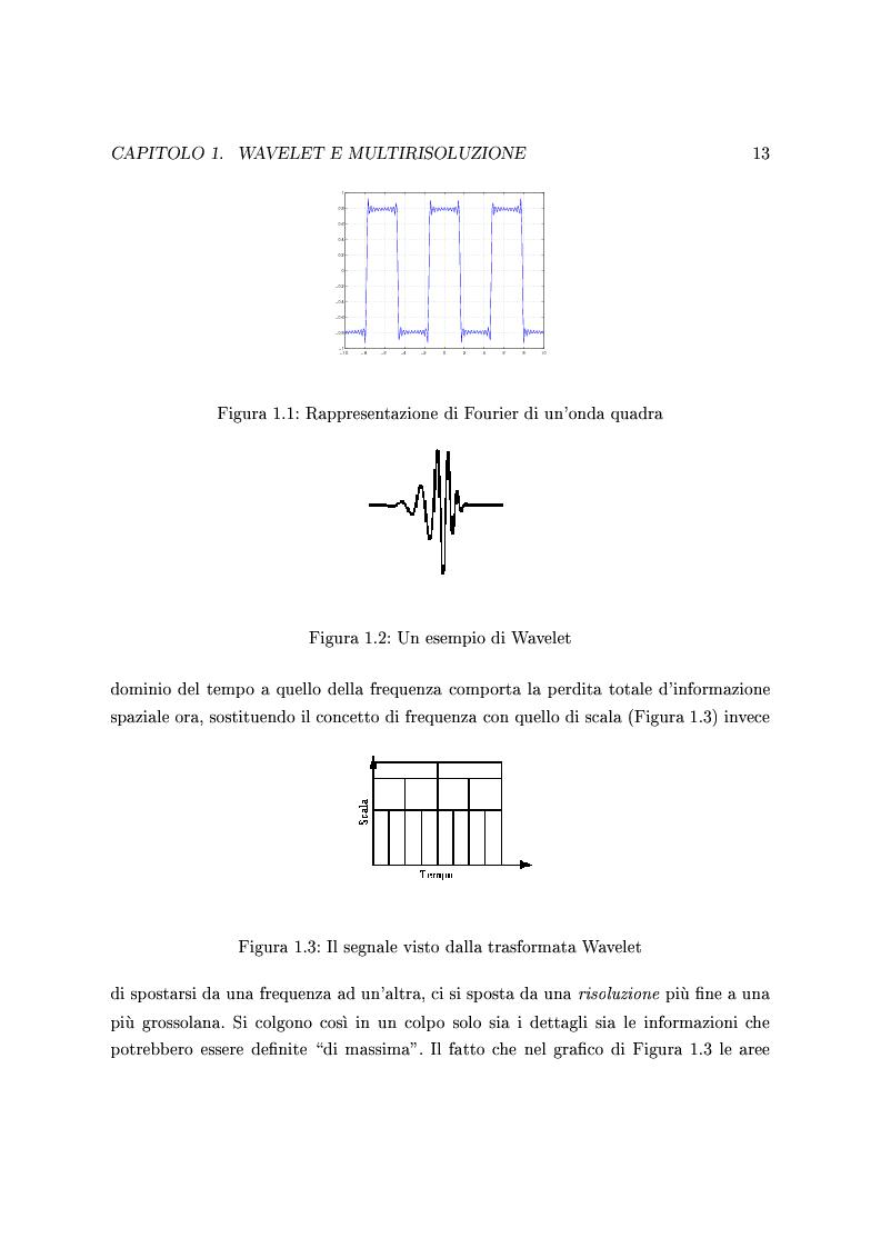 Anteprima della tesi: Algoritmi per la compressione di immagini a istogramma sparso nella catena jpeg2000, Pagina 2