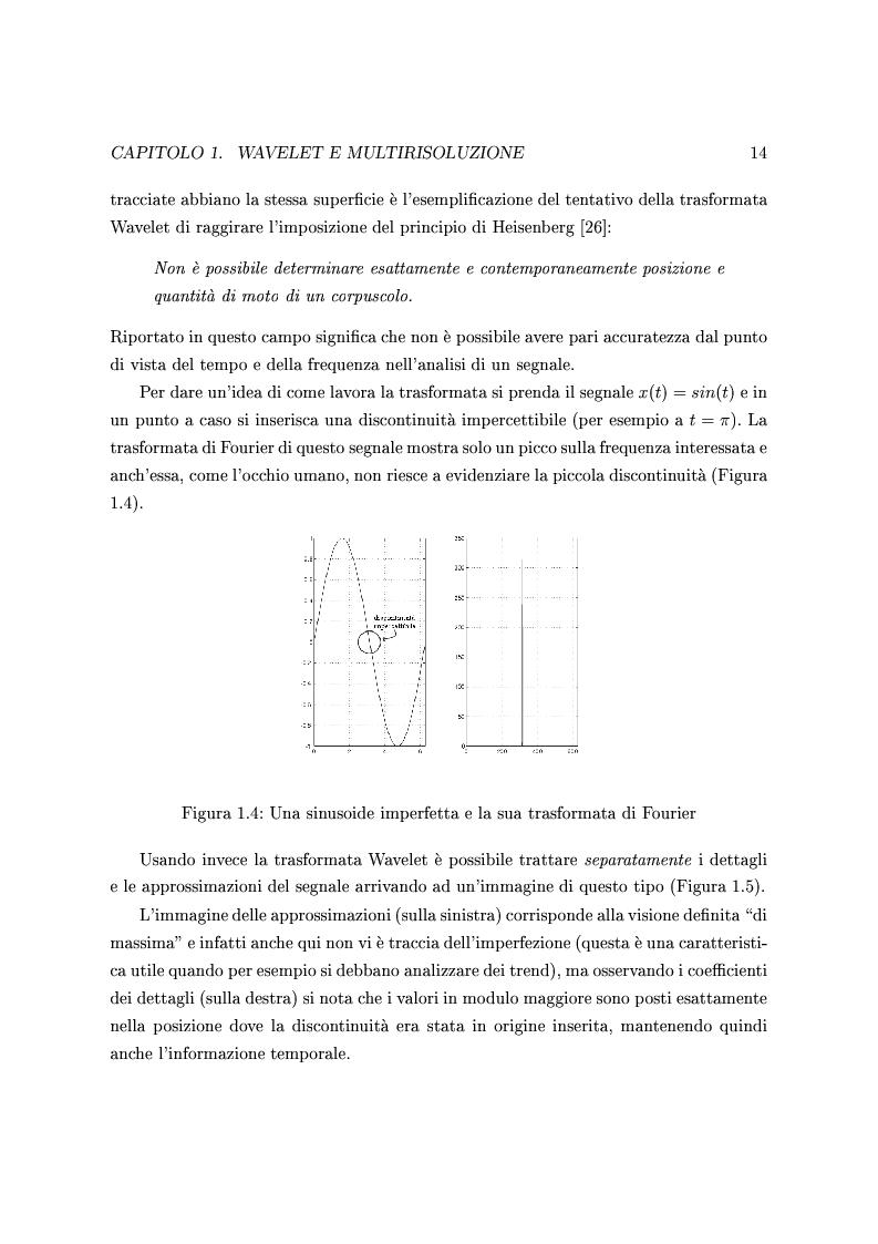 Anteprima della tesi: Algoritmi per la compressione di immagini a istogramma sparso nella catena jpeg2000, Pagina 3