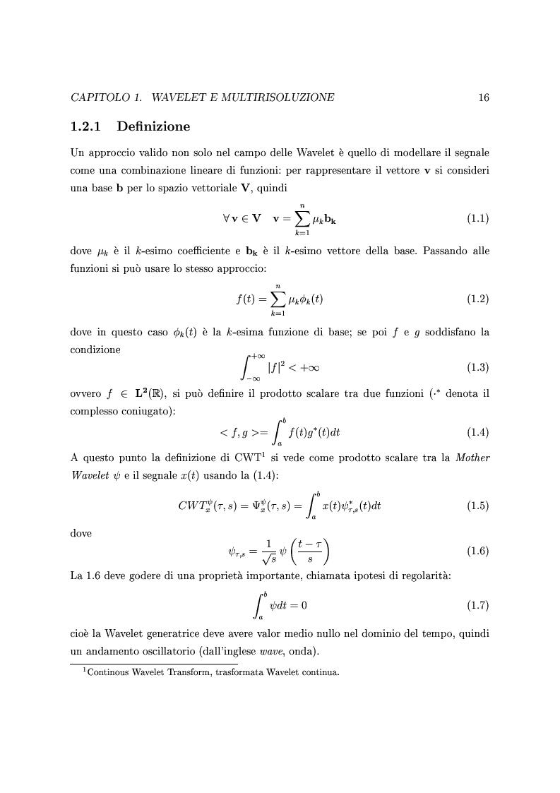Anteprima della tesi: Algoritmi per la compressione di immagini a istogramma sparso nella catena jpeg2000, Pagina 5