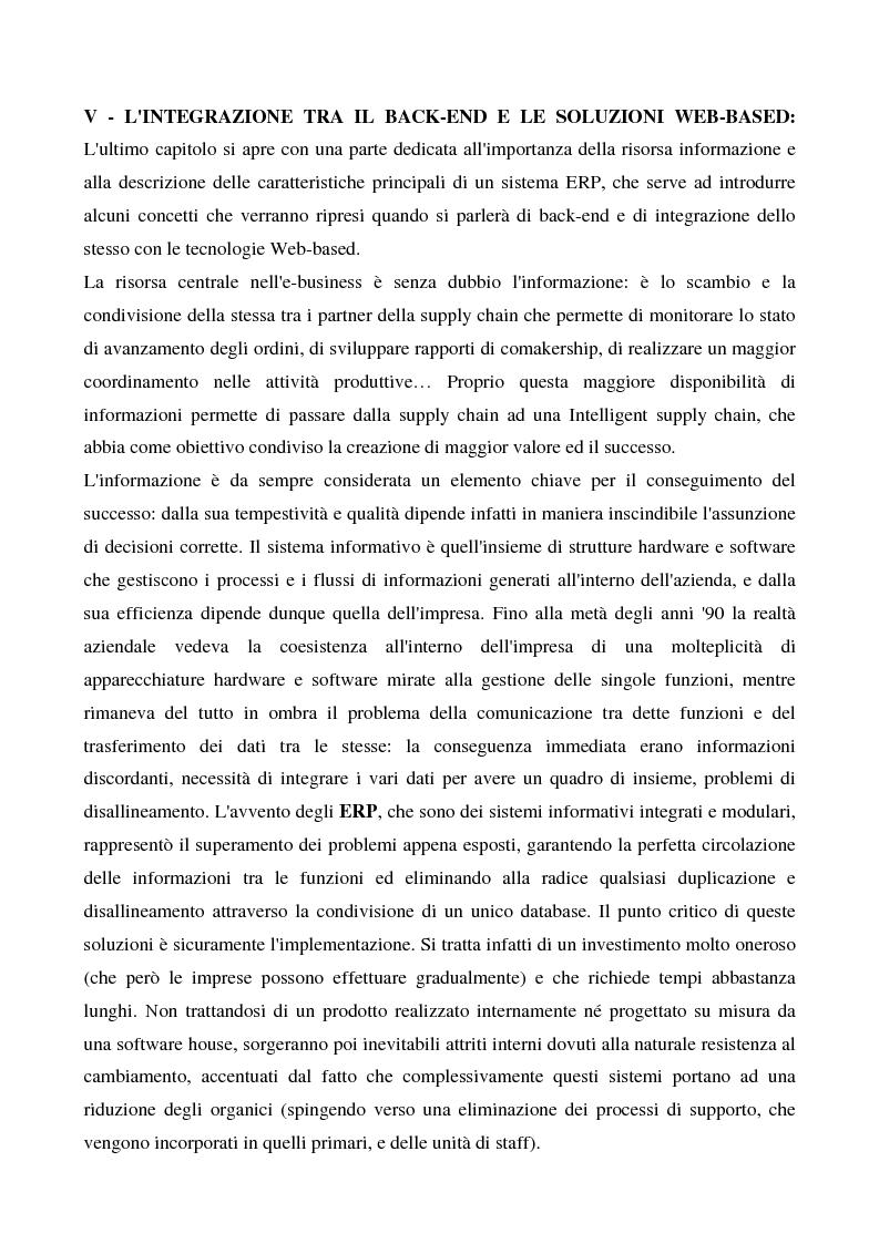 Anteprima della tesi: Il commercio elettronico business to business, Pagina 11