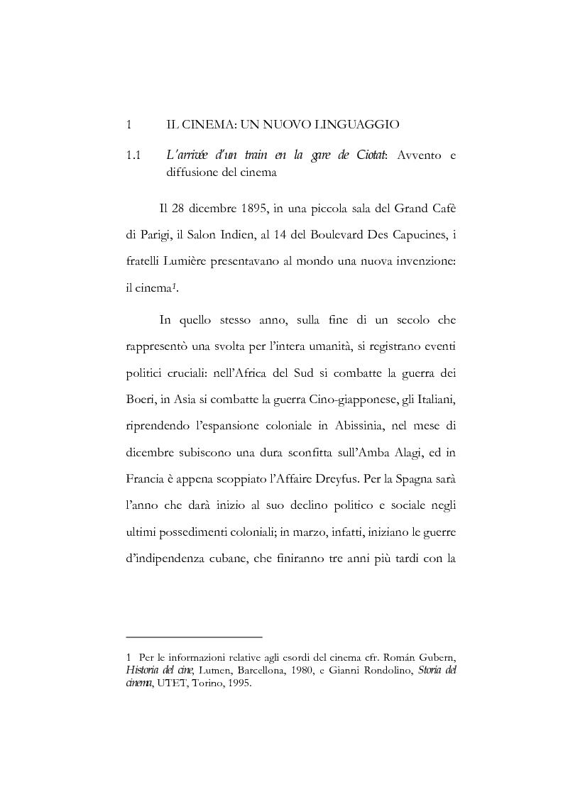 """Anteprima della tesi: I poeti spagnoli della ''Generazione del '27"""" ed il cinema, Pagina 3"""