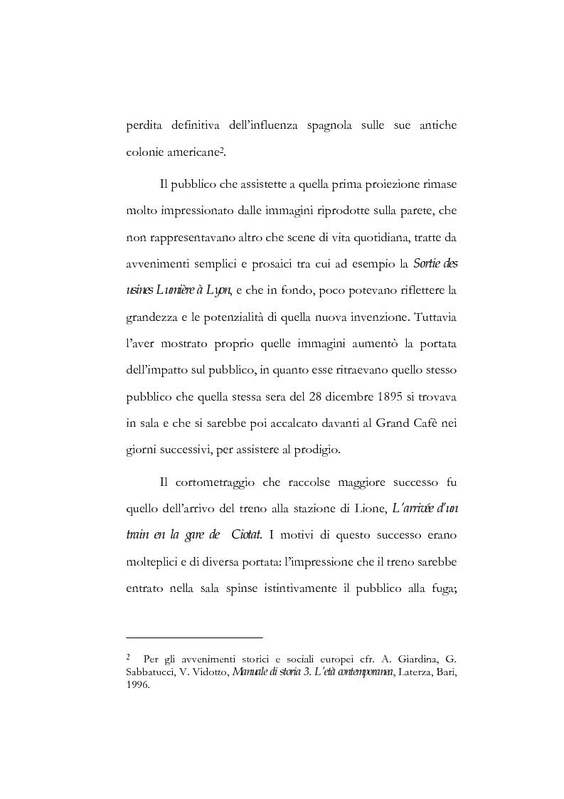 """Anteprima della tesi: I poeti spagnoli della ''Generazione del '27"""" ed il cinema, Pagina 4"""