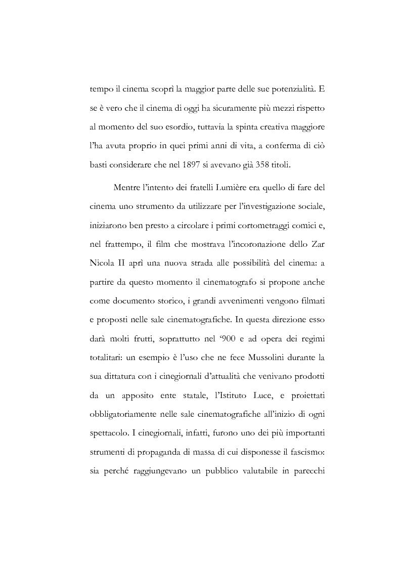 """Anteprima della tesi: I poeti spagnoli della ''Generazione del '27"""" ed il cinema, Pagina 6"""
