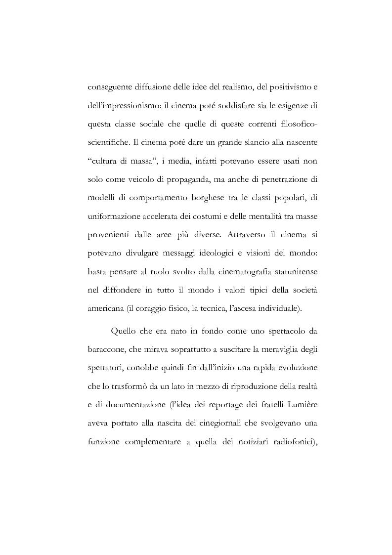 """Anteprima della tesi: I poeti spagnoli della ''Generazione del '27"""" ed il cinema, Pagina 8"""