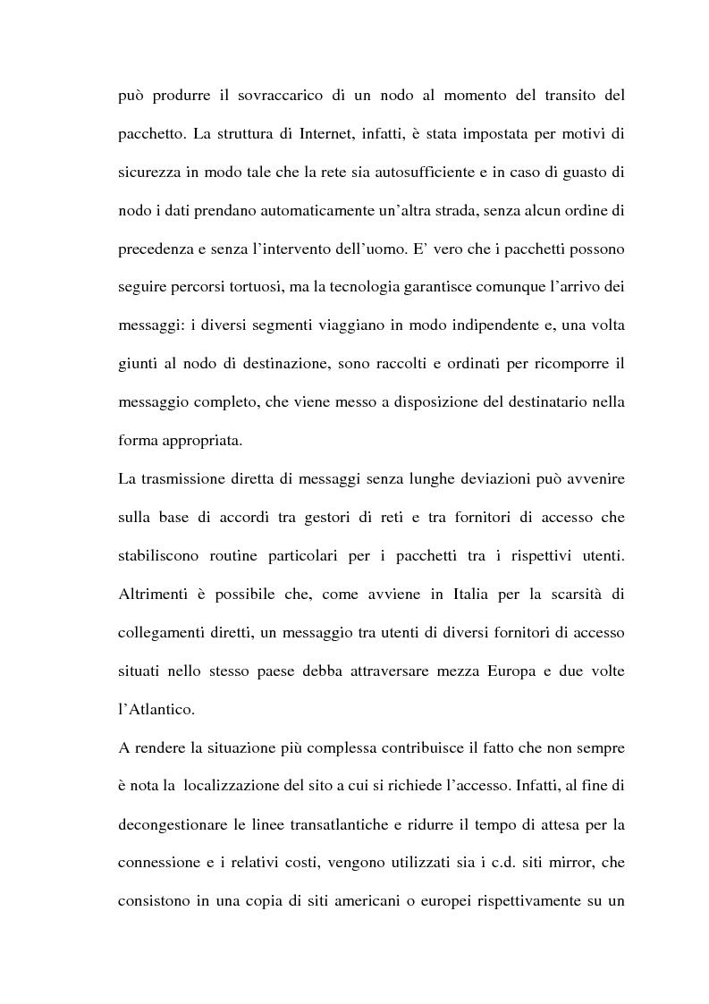 Anteprima della tesi: Il commercio telematico: legge regolatrice, Pagina 12