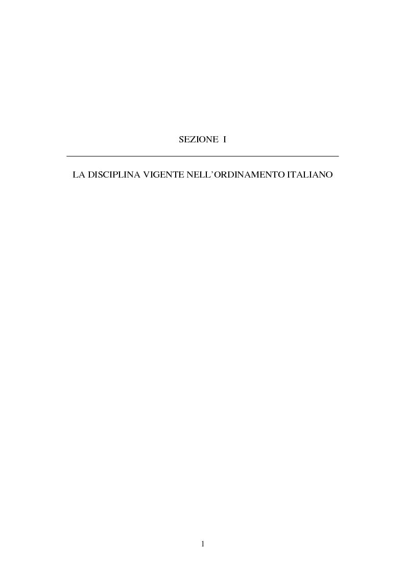 Anteprima della tesi: Licenziamento illegittimo e tutela reale. Aspetti di diritto comparato, Pagina 2